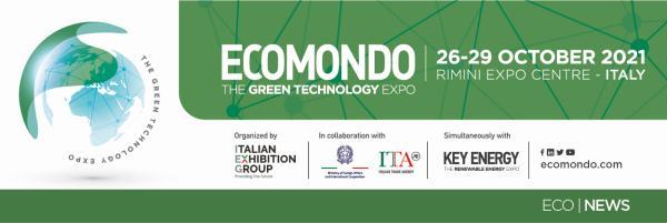 Ecomondo 26-29 Ottobre 2021